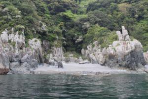 海に囲まれ自然も豊か